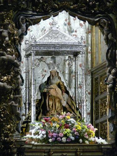 La Virgen del Camino, patrona del pueblo de León
