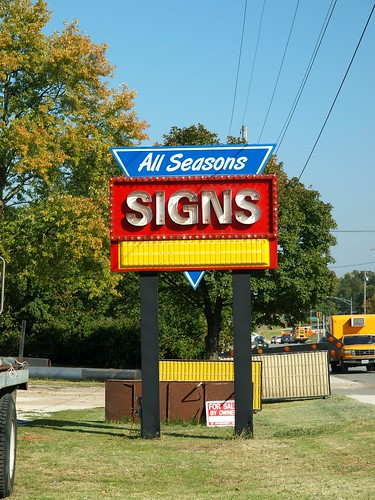 All Seasons Signs