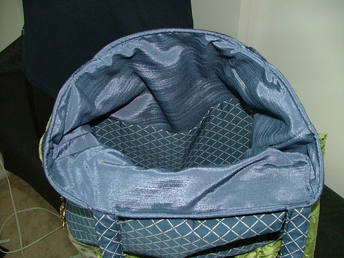 Slouchy Tote Interior