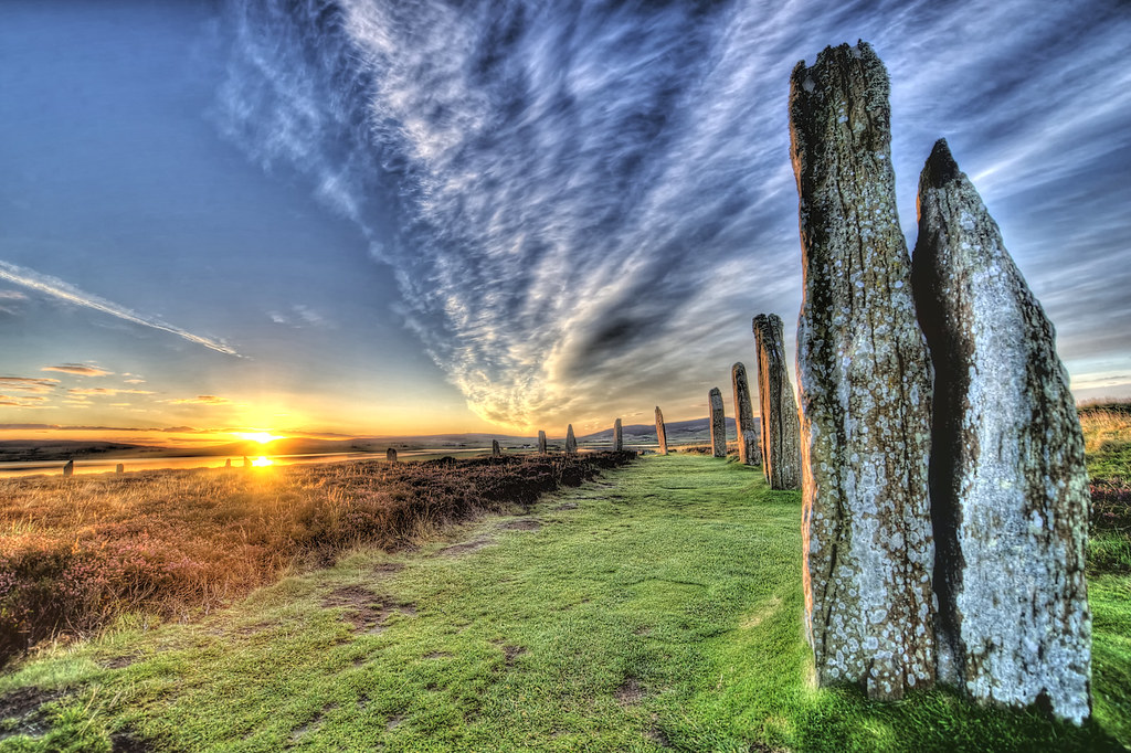 Ring of Brodgar (HDR)