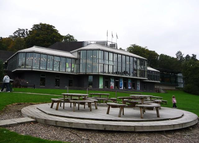 Festival Theatre, Pitlochry, Scotland