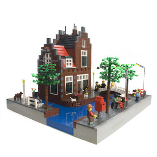 Dutch Canal House