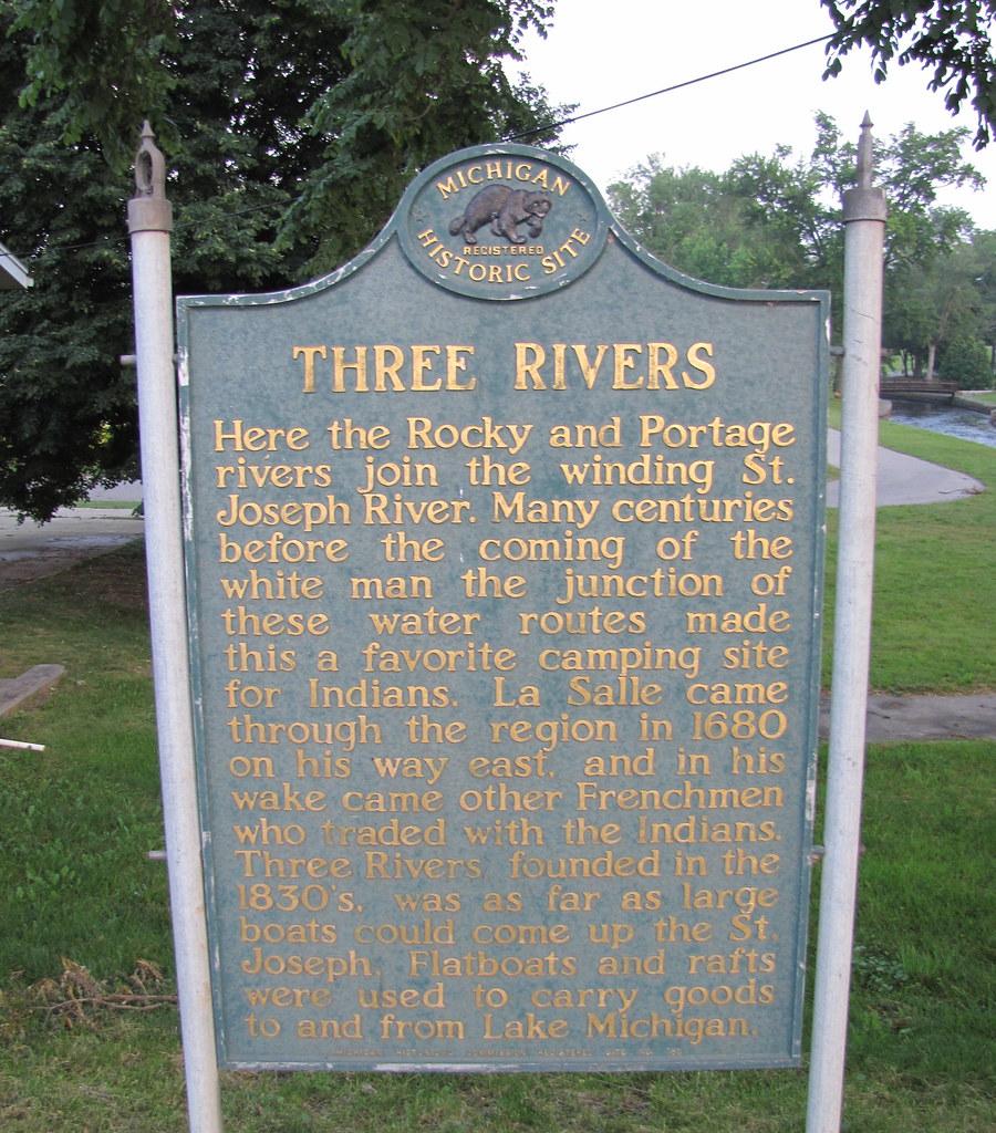 Three Rivers Michigan: City Of Three Rivers