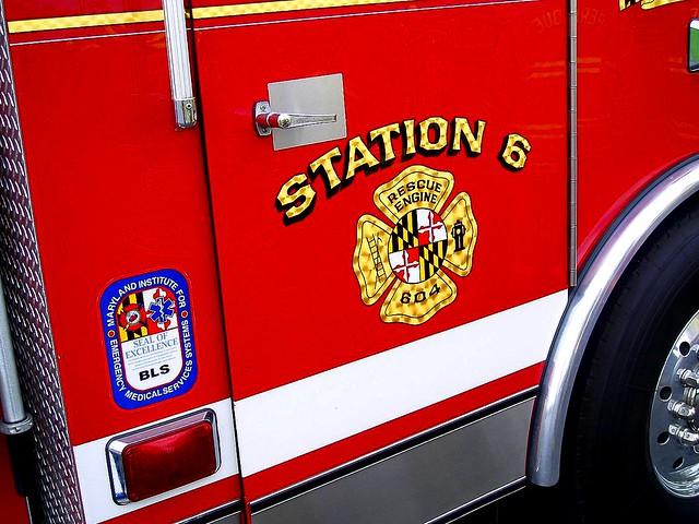 Parsonsburg Volunteer Fire Department Craft Fair