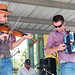 Kyle Huval and the Dixie Club Ramblers at 2010 Festivals Acadiens et Creoles