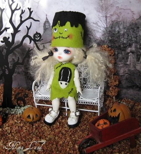 Disfraz Halloween Frankenstein