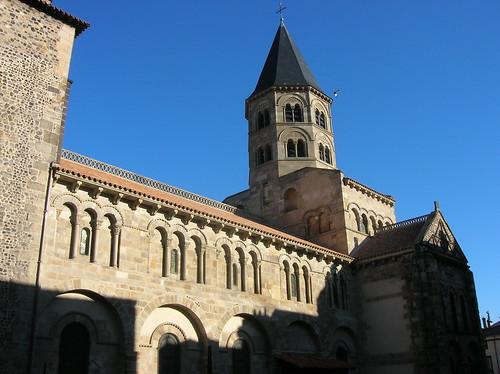 Flickriver photoset 39 basilique notre dame du port clermont ferrand 39 by magika42000 - Basilique notre dame du port ...