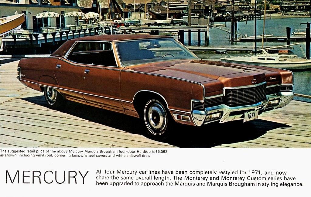 1971 Mercury Capri - Fotos de coches - Zcoches