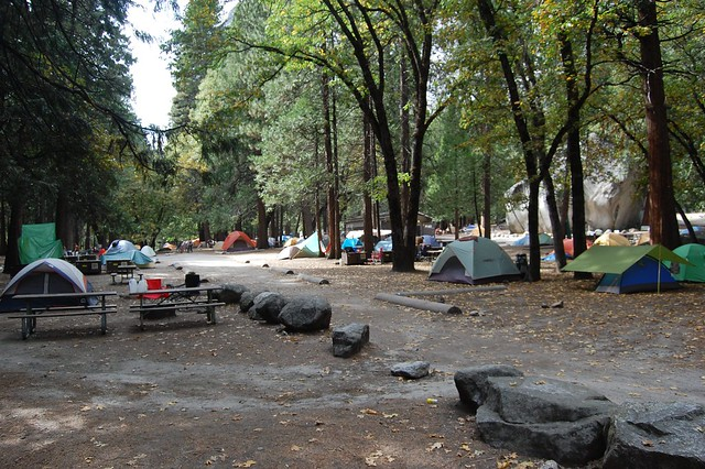 Yosemite campground reservations now available dec 15th on for Yosemite park camping cabins