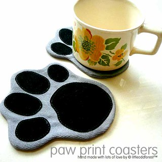 a paw for your cuppa