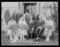 Allison Weddings C & D initials