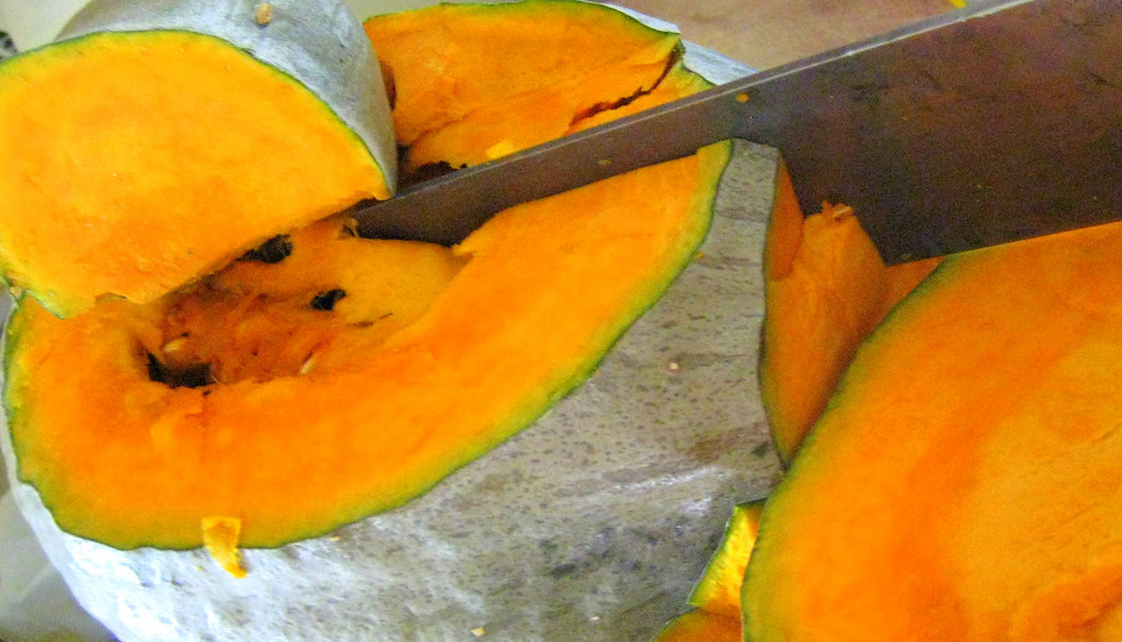 hubbard squash winter, raw