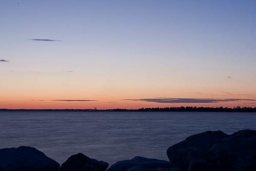 sunset potomacriver stmaryscounty stgeorgesisland