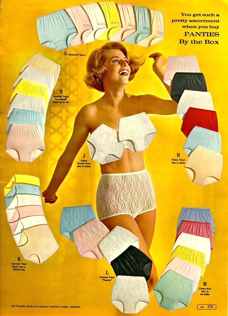 Vintage Panty Ads 57