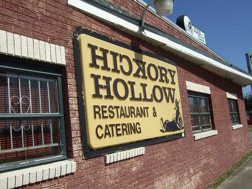 Houston foodie cfs challenge hickory hollow vs ouisie 39 s for Hickory hollow