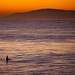 Surfing at Steamers Lane by Stefan Heymanns