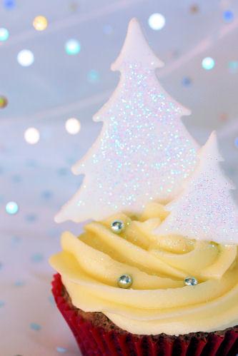 Christmas Cake Decorations Tesco : Cherrapeno: Tesco s Christmas Cupcake Decorating Competition