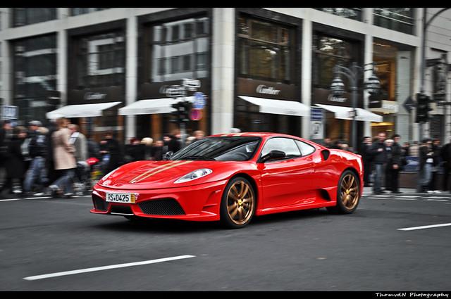 Ferrari 430 Scuderia *explored*