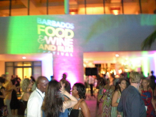Barbados Food & Wine & Rum Festival