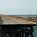 Flager Railroad Bridge over Bahia Honda Channel, Florida by Timothy Wildey