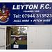 Leyton vs Ilford