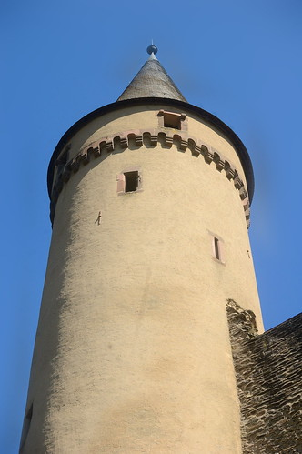 Vianden Castle Tower