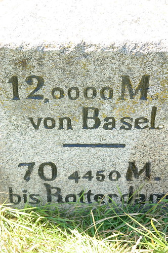 From Basel to Rotterdam