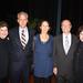 10/13/10 - 4:27 PM - Elizabeth Dubin, Ambassador Oren and wife, Yoram Peri, and Alma Gildenhorn