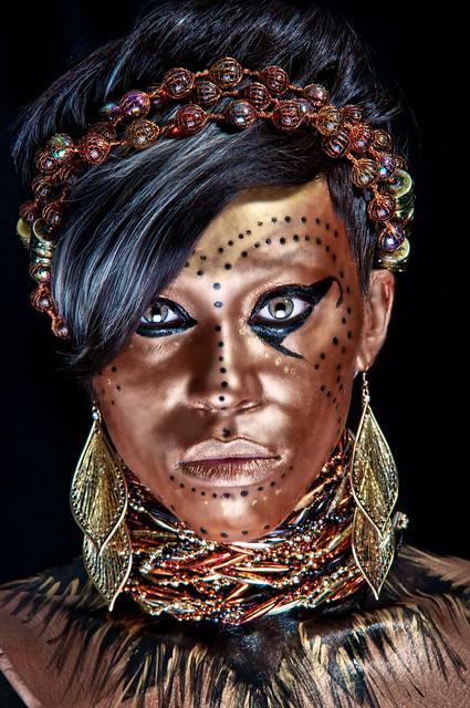 Nubian princess Nude Photos 34