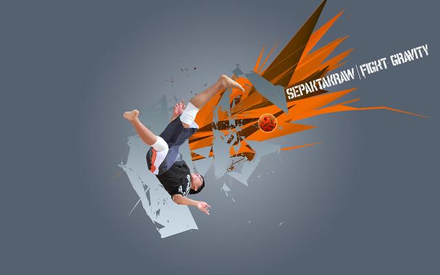 Sepak Takraw Desktop Wallpaper | Flickr - Photo Sharing!