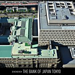 [ Monetary Policies ] The Bank of Japan, Tokyo - seen from the Mandarin Oriental Hotel - @ The Nihonbashi Mitsui Tower