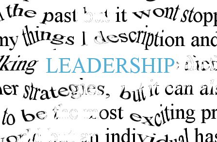 Leadership quote from Flickr via Wylio