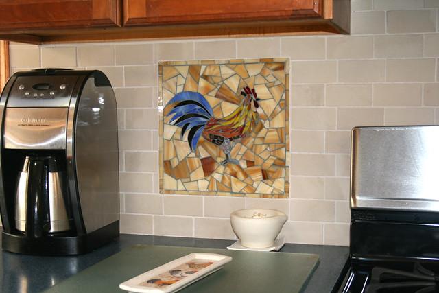 rooster backsplash flickr photo sharing