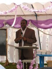 Bishop Arnold Muwonge, NDE.KCC