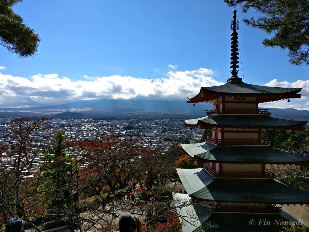Shrine fuji japan 5