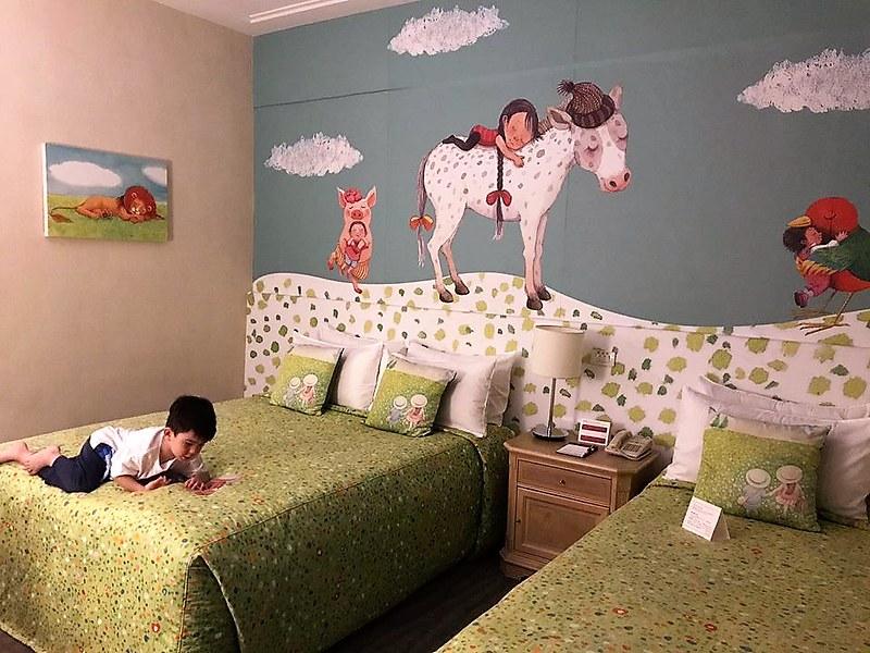 林佳蓉母子住花蓮翰品酒店 (3)