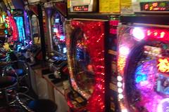 Arcade game in Shinjuku, Tokyo