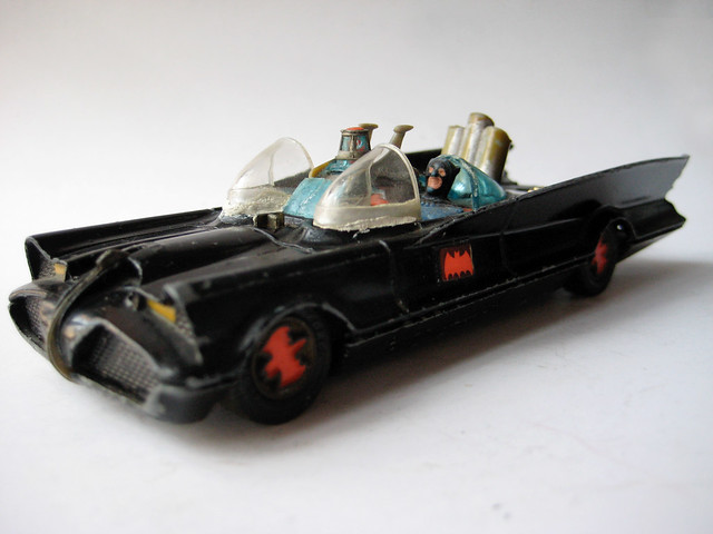 batmobile from 1960s
