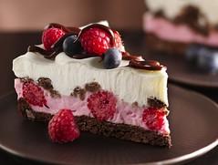 Chocolate and Berries Yogurt Dessert Recipe | Flickr - Photo Sharing!