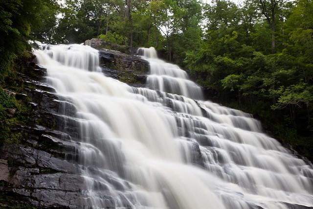 Barberville Falls - Poestenkill, NY - 10, Jul - 03