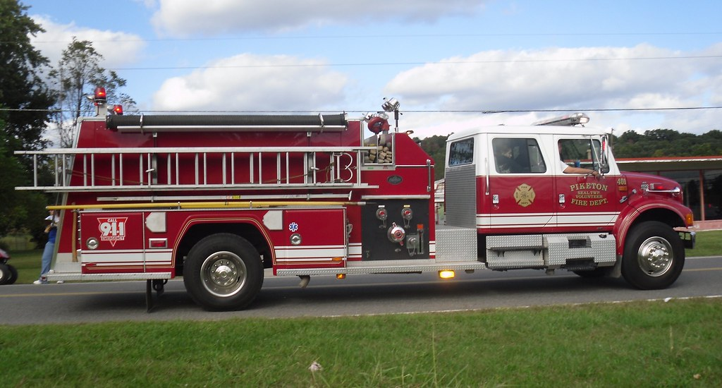 E-401 Piketon-Seals Twp vfd Pike Co ohio (2)