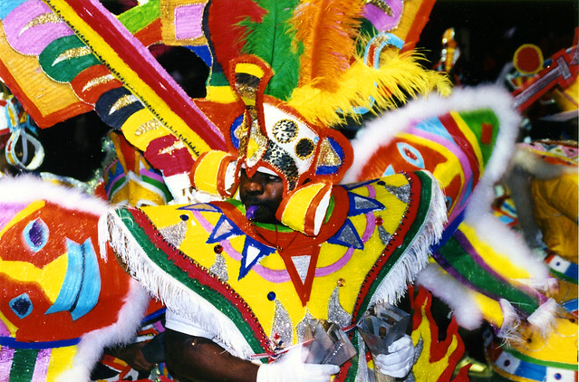 Header of Junkanoo