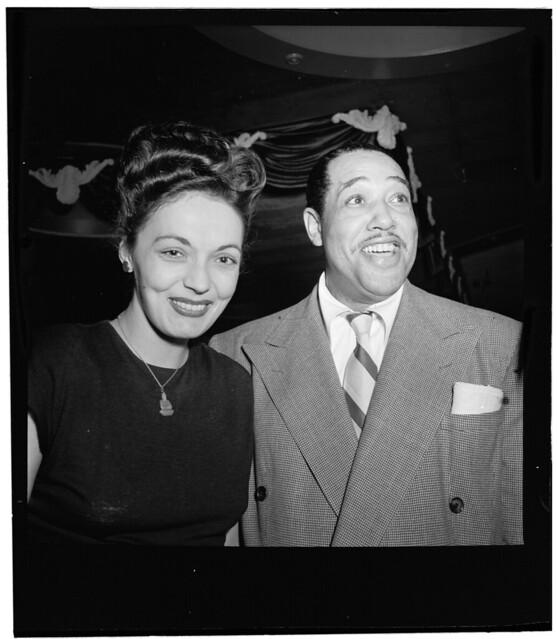 [Portrait of Duke Ellington, Aquarium, New York, N.Y., ca. Nov. 1946] (LOC)