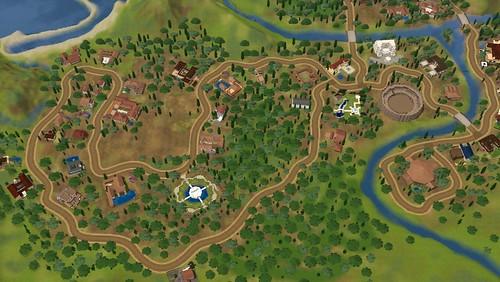 Sims Caw Creation Imperium Romanum Beyond Sims
