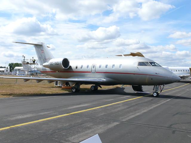 Vistajet Canadair Challenger 605