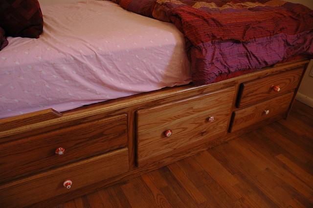 Captain Bed Full Plans