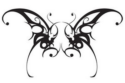 butterfly-tattoo-flash-014