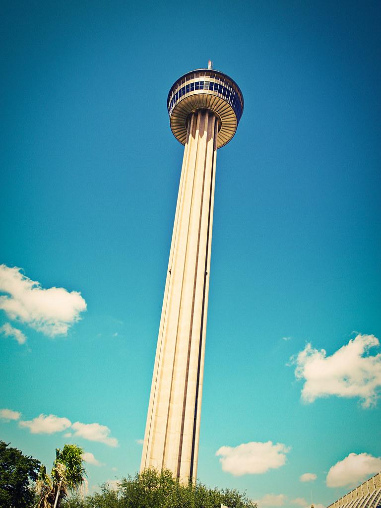 Tower Of The Americas  U2013 San Antonio