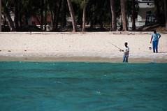 Fisherman - Mauritius Isl.