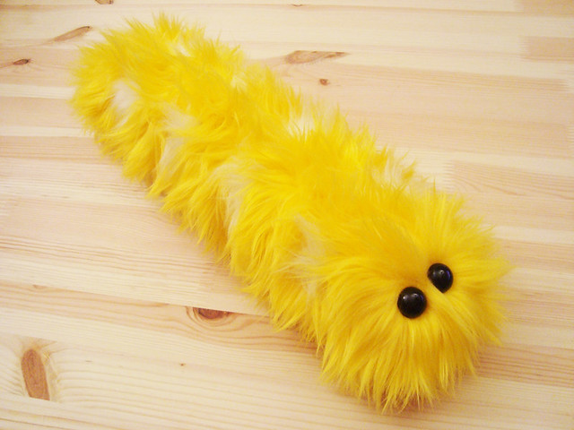 Caterpillar French Fry